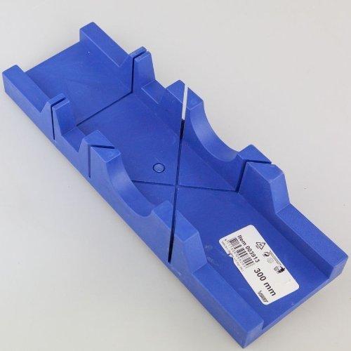 Sägelehre Kunstoff Blau