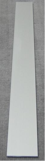 Flachprofil Streifen - 60 mm x 2 mm, 50 cm bis 300 cm